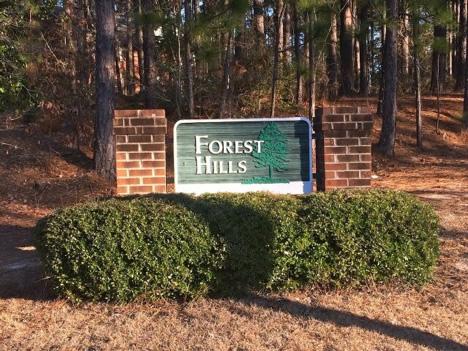 Forrest Hills Aberdeen NC