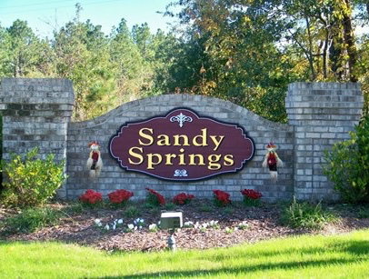 Sandy Springs Aberdeen NC