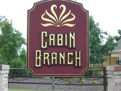 Cabin Branch Carthage NC