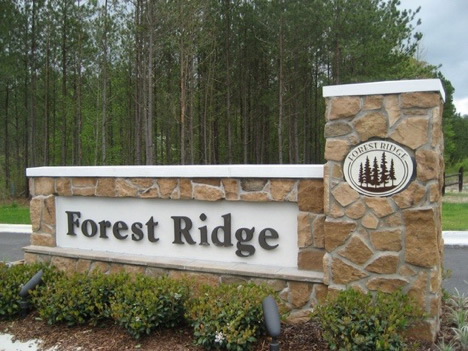 Forest Ridge Carthage NC