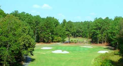 Woodlake Resort & Country Club - Palmer Course