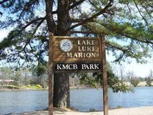 Moore County Lakes