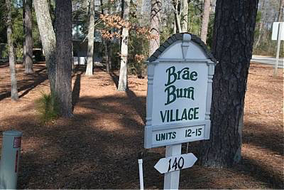 Brae Burn Village Pinehurst NC