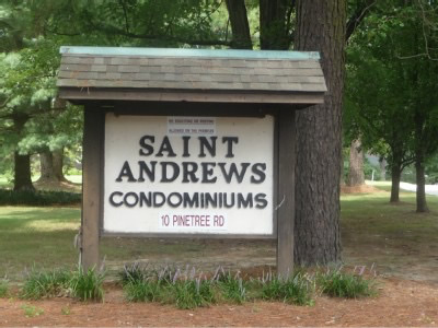 Saint Andrews Pinehurst NC