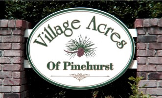 Village Acres Pinehurst NC