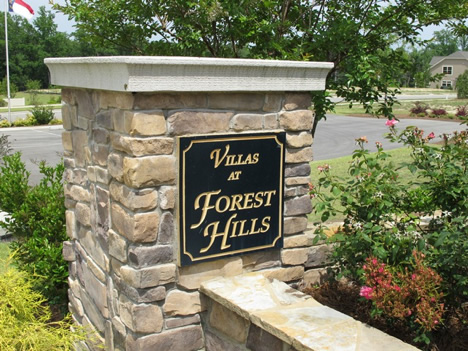 Villas at Forest Hills Pinehurst NC