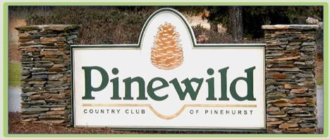 Pinewild CC Pinehurst NC
