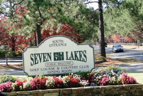 Seven Lakes South