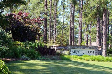 Arboretum Southern Pines NC