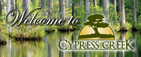Cypress Creek Southern Pines NC