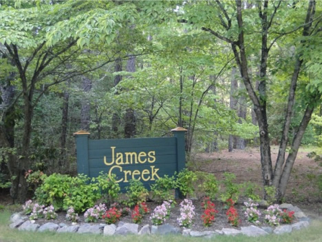 James Creek Southern Pines NC
