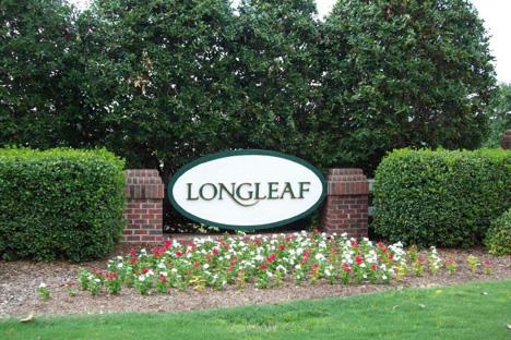 Longleaf CC Southern Pines NC