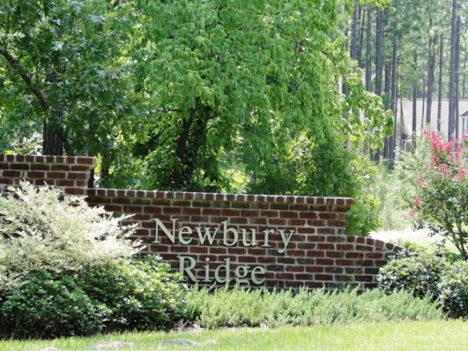 Newbury Ridges Whispering Pines NC